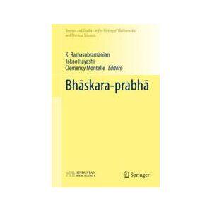 Springer Shop Bhāskara-prabhā