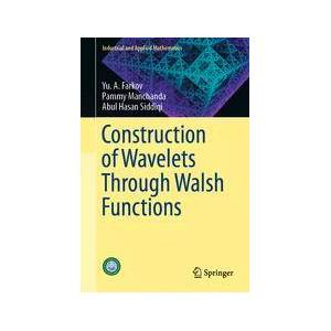 Springer Shop Construction of Wavelets Through Walsh Functions