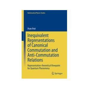 Springer Shop Inequivalent Representations of Canonical Commutation and Anti-Commutation Relations