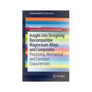 Springer Shop Insight into Designing Biocompatible Magnesium Alloys and Composites