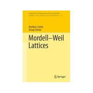 Springer Shop Mordell–Weil Lattices