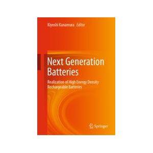 Springer Shop Next Generation Batteries