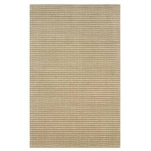 Rizzy Home PLAPL101100040508 Platoon PL1011-5' x 8' Hand-Loomed New Zealand Wool Blend Rug in Beige  Rectangle