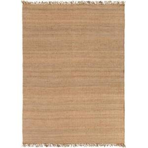 "Surya Jute JUTE NATURAL 10' x 13'6"" Rectangle Cottage Rug in"