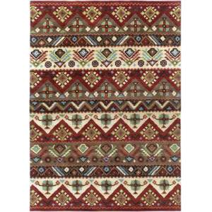 Surya Dream DST-381 8' x 11' Rectangle Rustic Rug in