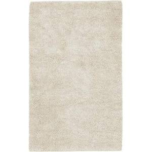 Surya Aros Collection AROS2-58 Rectangle 5' x 8' Area Rug  Hand Woven with Wool Material in Cream