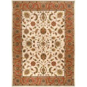 Surya Crowne CRN-6004 10' x 14' Rectangle Traditional Rug in