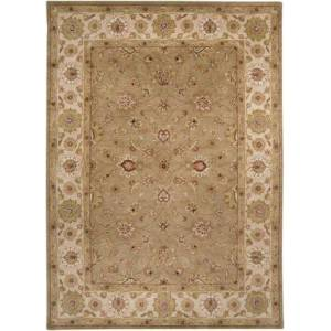 Surya Crowne CRN-6010 8' x 11' Rectangle Traditional Rug in