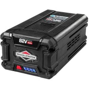 Briggs and Stratton 82-Volts Max 4.0 Ah Lithium-Ion Battery for Snapper XD