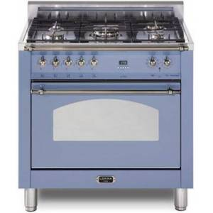 """Lofra RLBS36M0-G500 Dolcevita 36"""" Dual Fuel Freestanding Range with Traditional Baking  Dehydration  Defrosting  True European Convection  Rapid Cooking"""