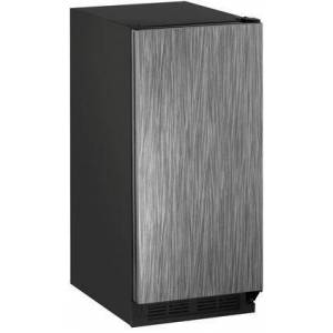 "U-Line U-1215WCINT-60A 15"" 1000 Series Wine Captain with 2.9 cu. ft. Capacity  Passive Cooling System  Solid Door  and Reversible Door  in Panel"