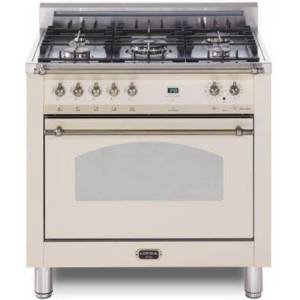 """Lofra RIBS36M0-G500 Dolcevita 36"""" Dual Fuel Freestanding Range with Traditional Baking  Dehydration  Defrosting  True European Convection  Rapid Cooking"""