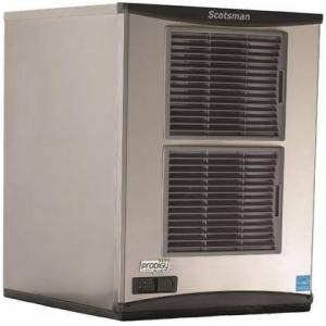 """Scotsman NH1322W3 Prodigy Plus Series 22"""" Water Cooled Hard Nugget Ice Machine 208 V  1242 lbs Ice"""