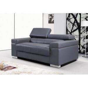 J and M Furniture 176551113-LS-GR Soho Love in Grey