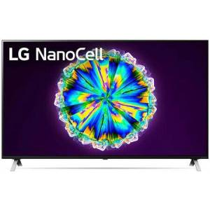 """LG 65NANO85UNA 65"""" NanoCell TV with ThinQ AI  Real 4K NanoCell Display  Cinema HDR with Dolby Vision IQ and Dolby Atmos and TruMotion"""