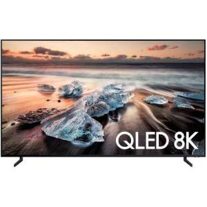 """Samsung QN98Q900RBFXZA 98"""" Q900 QLED Smart 8K UHD TV with Real 8K Resolution  Bixby Voice and Motion Rate"""