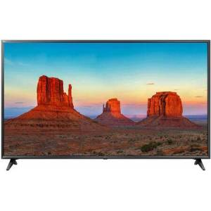 """LG 43UK6090 43"""" 4K HDR Smart LED UHD TV with Quad Core Processor  webOS  Ultra Surround  Slim Unibody  in"""