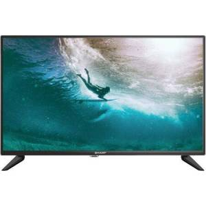 """Sharp LC-32Q3180U 32"""" HD LED TV with Game Mode  Direct-Lit LED Backlight  Motion Rate 60 Technology  in"""