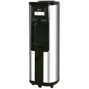 """Avanti WDC760I3S 13"""" Energy Star Hot and Cold Water Dispenser with 2 Faucets  Child Safety Guard  and Individual Stainless Steel Reservoirs for Hot and Cold"""