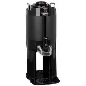 Bunn-O-Matic 44050.0001 1.5Gal Thermofresh Mech Sight Gauge Portable Server With Base  Vacuum Insulated  Brew-Through Lid  Fast Flow Faucet  in