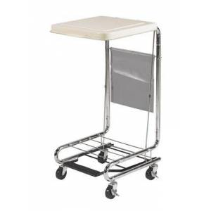 Drive Medical 13070 Hamper Stand With Poly Coated