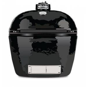 Primo 774B Oval JR 200 with Premium-Grade Ceramics and Reversible Cooking Grates  Grills 8 to 15