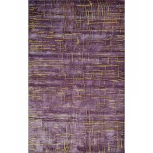 The Rug Market 44496H 10 x 13 ft. Anagola Area Rug  in Purple and