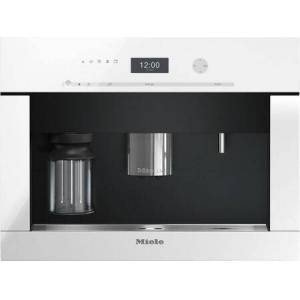 """Miele CVA6401BRWS 24"""" Built-In Non Plumbed Coffee System with DirectSensor Controls  OneTouch for Two  EasyClick Milk System  Automatic Rinsing  LED Lights"""