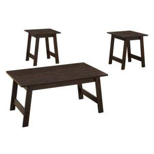 Monarch I 7930P 3-Piece Living Room Table Set in