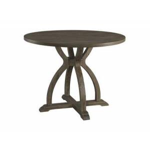 Lane Furniture Collection 5051-57 Counter Height Dining Table in Brown