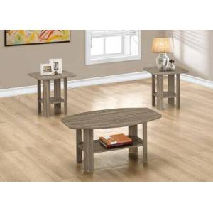 I 7927P 3-Piece Living Room Table Set in