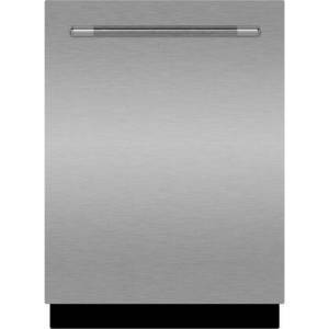 """AGA AMCTTDWSS 24"""" Mercury Dishwasher With 6 Cycles with 4 Options   Easy-Lift Adjustable Racks  Stemware Cradles  Holds 14 Place Settings  Sound Level"""