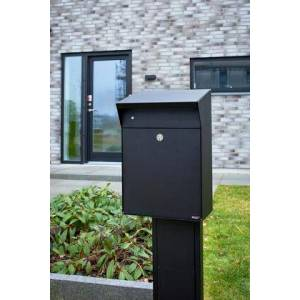 Qualarc ALX-BWP Allux Series Bjorn Wall Mounted Parcel Box in