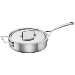 Zwilling 66087-240 Aurora 5-Ply Stainless Steel 3-Qt. Saute