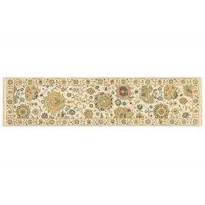 "Tommy Bahama Home A12301076305ST Runner 2' 6"" X 10' Rug Pad with Oriental Pattern and Handcrafted"