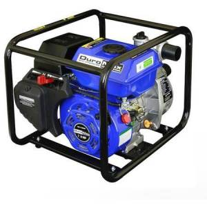 DuroMax XP650WP Portable Water Pump with 7 HP Motor  Gasoline Engine  3600 RPM  220 Gallons per Minute Flow