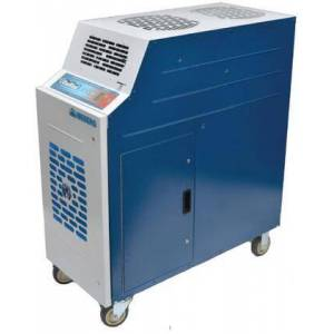 """KwiKool KPHP1811 17"""" PHP Portable Heatpump Series Air Conditioner with 13850 BTU Cooling Capacity  17010 BTU Heating Capacity and I/O Integral Condenser Dual"""
