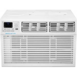 Emerson EARC10RE1 Emerson Quiet Kool 10 000 BTU 115V Window Air Conditioner with Remote Control  Sleep Mode  Timer  Washable Filter  Electronic Control