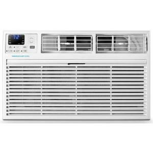Emerson EATE10RD2T Emerson Quiet Kool 10 000 BTU Cooling Capacity  10 600 BTU Heating Capacity  230V Through The Wall Air Conditioner with Heating  Remote