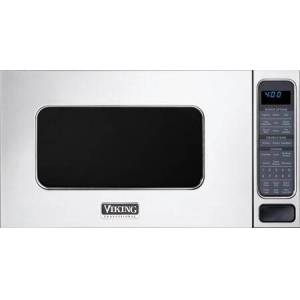 "Viking VMOS501SS 24"" 5 Series Conventional Microwave Oven with 13 Sensor Settings  2 cu. ft. Capacity  and Child Lock Feature  in Stainless"