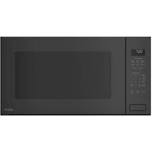 """GE Profile PEB7227ANDD 25"""" Built In Sensor Microwave Oven with 2.2 cu. ft. Capacity  Weight and Time Defrost  Extra-Large 16"""" Turntable  and Control Lockout  in"""