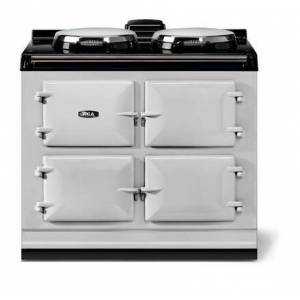"""AGA ATC3PAS AGA Total Control 39"""" Freestanding 3 Oven Electric Range Cooker with 10 Cooking Modes  2 Hotplates Simmering Plate and Boiling Plate  Touch"""