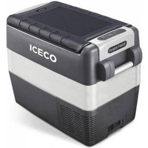 "Iceco JP50 23"" JP Series Portable Refrigerator/Freezer with 50 Liter Capacity  Max & Eco Mode and 3 Stage Dynamic Battery Protection System in"