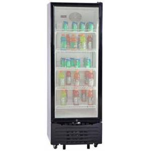 """Avanti CBC1126Q0WG 24"""" Commercial Beverage Center with 11.2 cu. ft. Capacity  Frost-Free Cooling System and LED Interior Lighting in"""