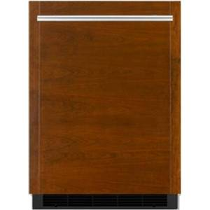 "Jenn-Air JUR24FRECX 24"" Right Hinge Under Counter Compact Refrigerator with 4 Temperature Presets  Automatic Interior LED Lighting  and 3 Glass Shelves  in"