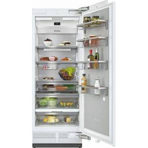"Miele K2801Vi 30"" MasterCool Series Refrigerator Column with Push2Open  MasterFresh  BrillantLight LED  WiFiConn@ct  MasterSensor Touch Display  Right"