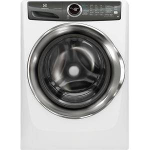 """Electrolux EFLS527UIW 27"""" Front Load Washer with 4.3 cu. ft. Capacity  Perfect Steam  Luxcare Wash System  18 Minute Fast Wash  in"""