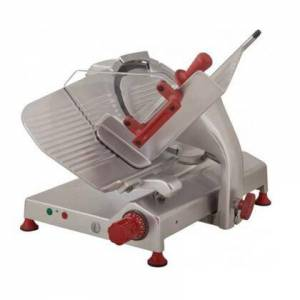 Ampto C33FS/N Meat Slicer  Electric  Countertop with Gravity Feed - 120 Volts  0.5 HP  in