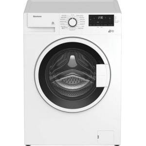 "Blomberg WM72200W 24"" Compact Washer with 1.95 cu. ft. Capacity  Optimal Inverter Technology  Woolmark Apparel Care  Energy Star  Tub Sanitize Cycle"