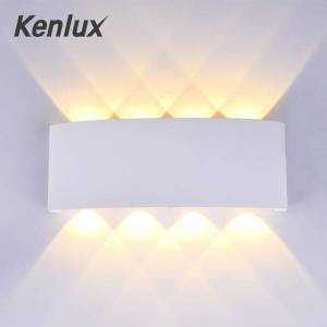 DHgate modern led wall lamp indoor stair light fixture bedside loft living room up down home hallway lampada 2w 4w 6w wall sconces
